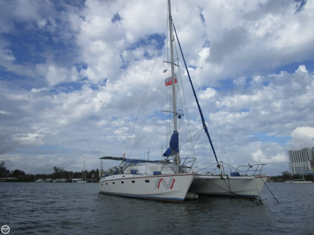 Kelsall Catamarans KSS 45 1997 Kelsall Catamarans 45 for sale in Hollywood, FL