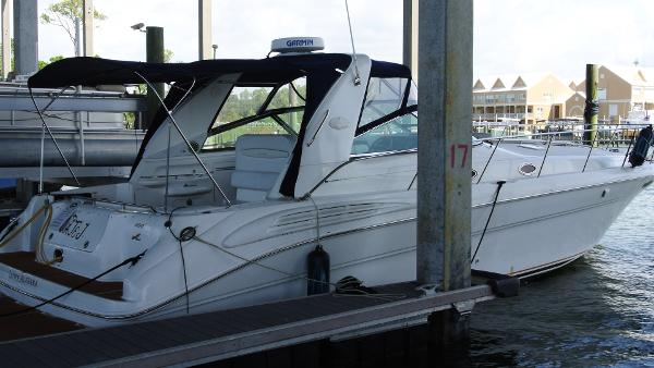 Sea Ray 400 Sundancer 400 Series Sundancer