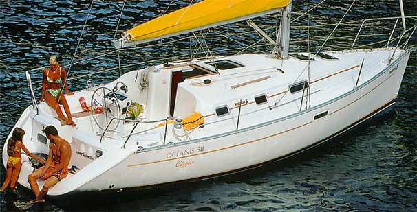 Beneteau 311 Manufacturer Provided Image