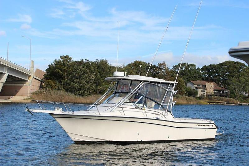 Grady-White 265 Express Profile