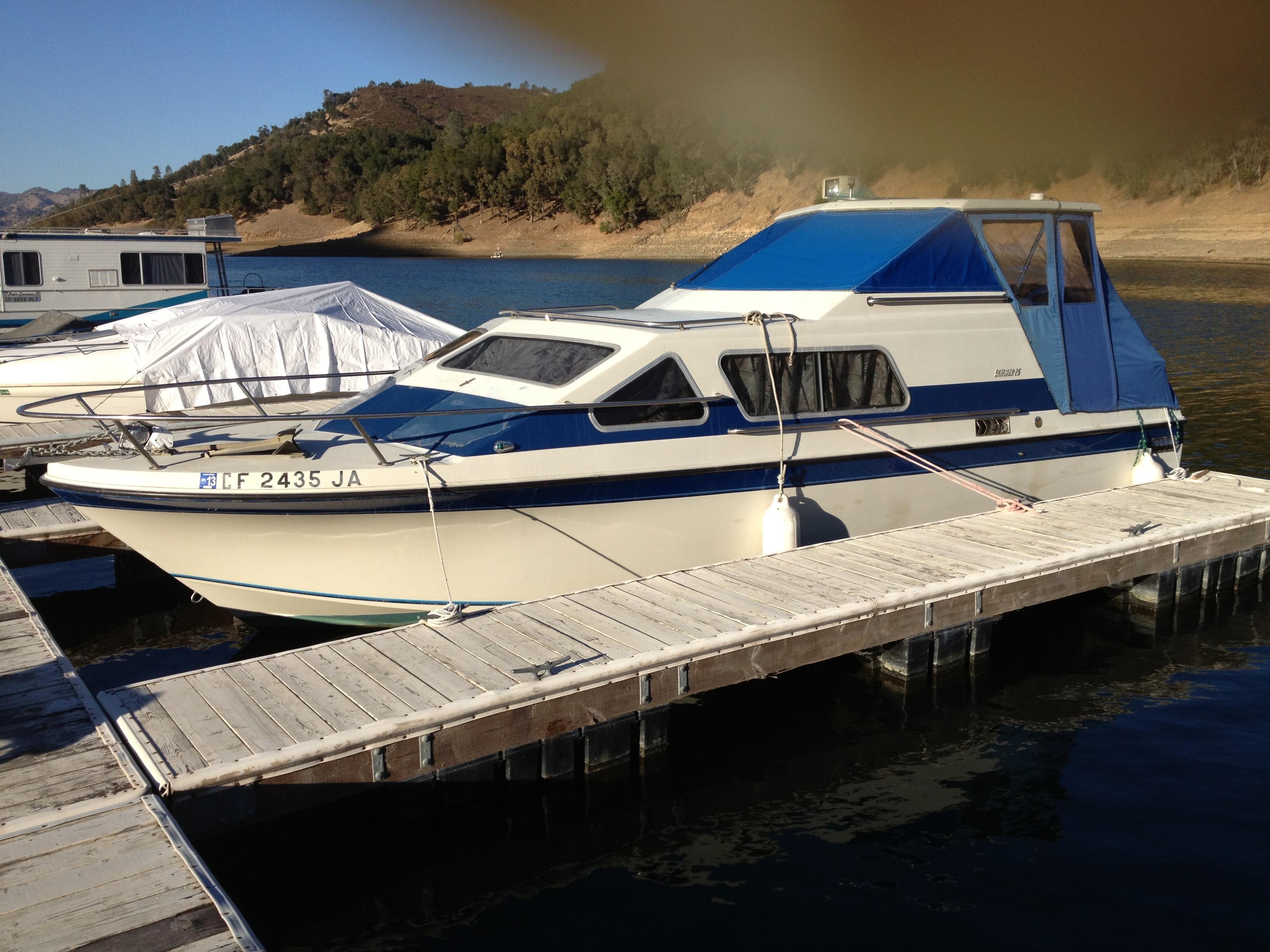 Skipjack Cabin Cruiser