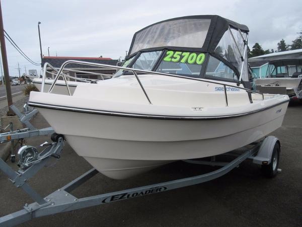 Arima Sea Chaser 16