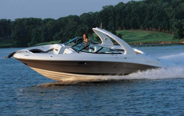 Sea Ray 290 Select EX Manufacturer Provided Image