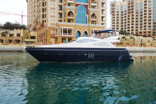 Abacus 62 Motor Yacht