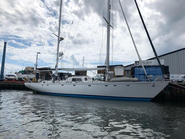 Custom Ketch 60