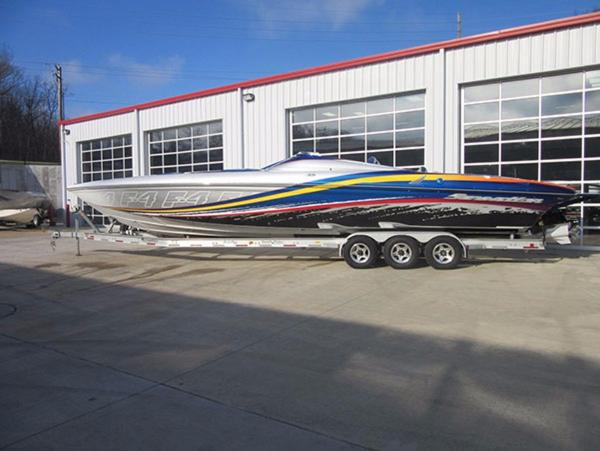 Sunsation Powerboats F-4
