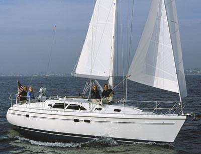Catalina 387 Manufacturer Provided Image
