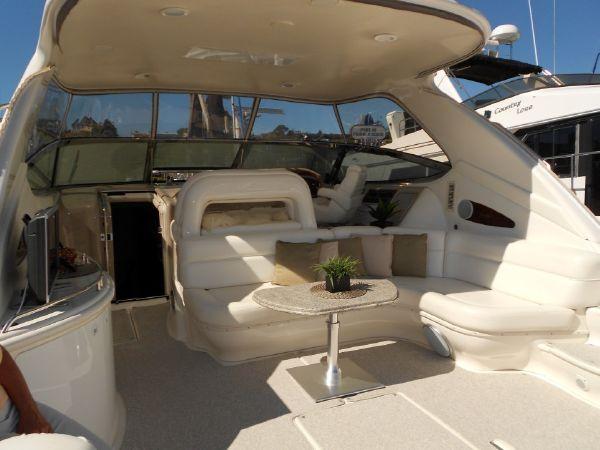 Huge Cockpit Area