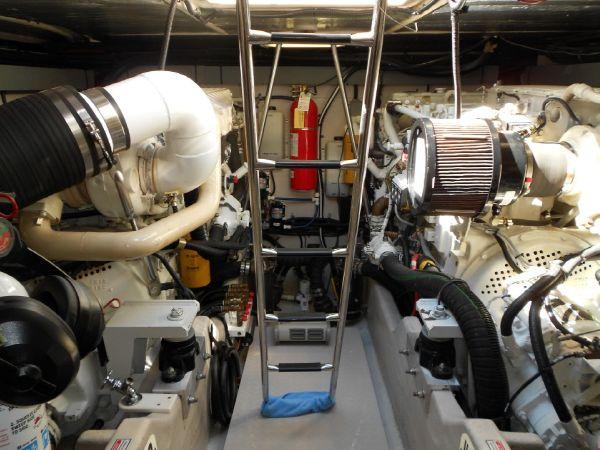 Spotless Engine room