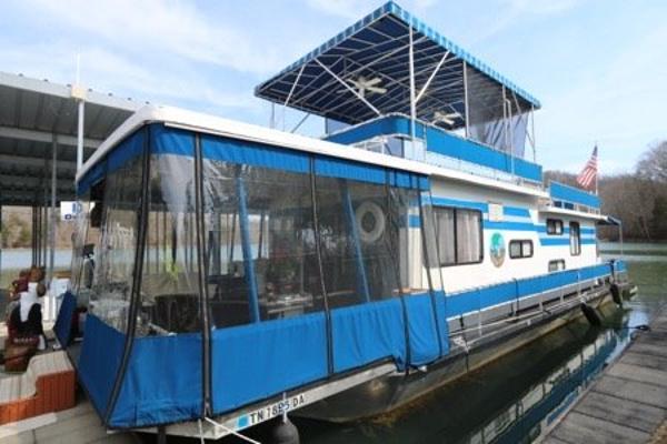 Sumerset Houseboats 14' x 56' w/Catwalks