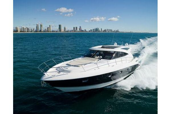 Riviera 5800 Sport Yacht Manufacturer Provided Image