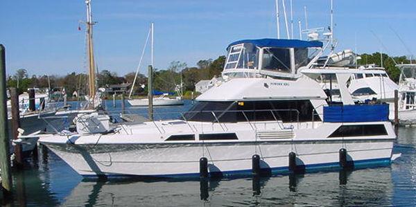 Custom Master Yachts 44 Photo 1