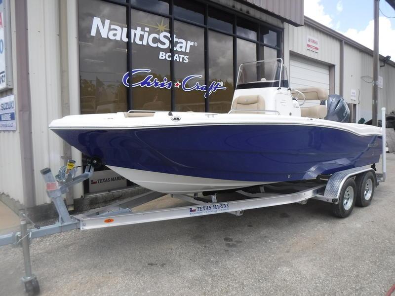 NauticStar Hybrids 211 Hybrid