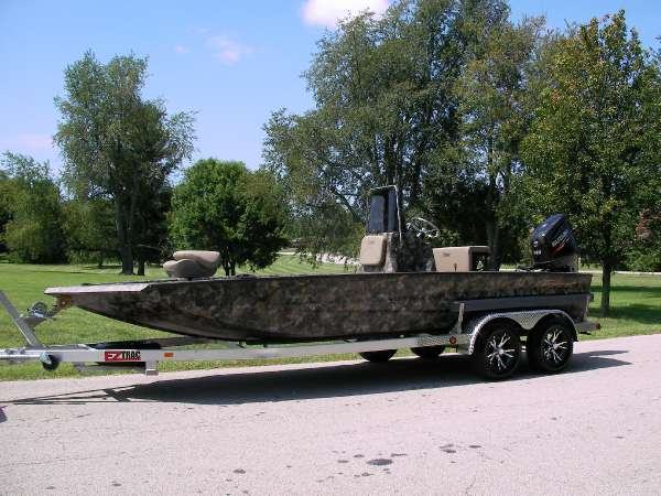 Excel Boats Catfish Pro 21