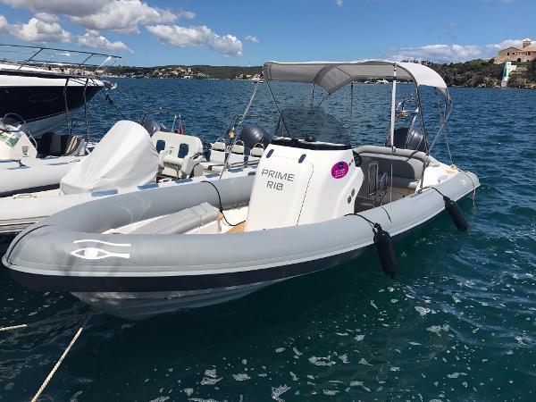 Ribeye Prime EIGHT21 2017 Used Ribeye Prime Eight21 for sale in Menorca - Clearwater Marine