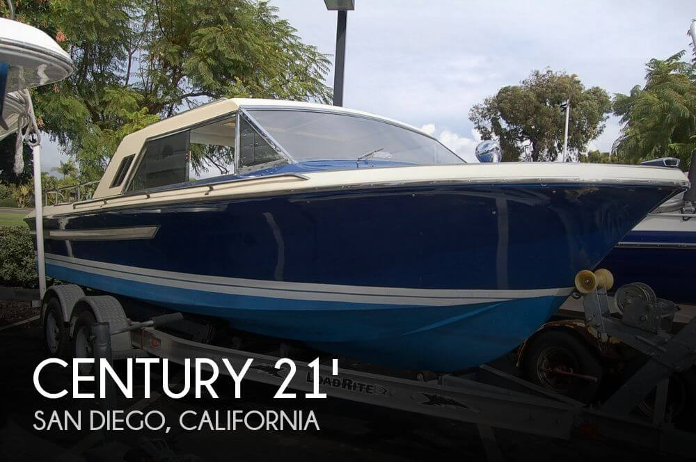 Century 21 Coronado Hardtop 1976 Century 21 Coronado Hardtop for sale in San Diego, CA