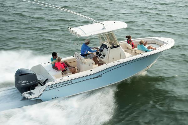 Grady-White Fisherman 236 Manufacturer Provided Image