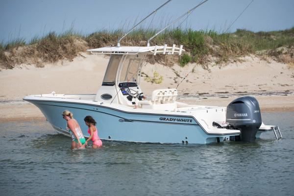 Grady-White Fisherman 236 Manufacturer Provided Image
