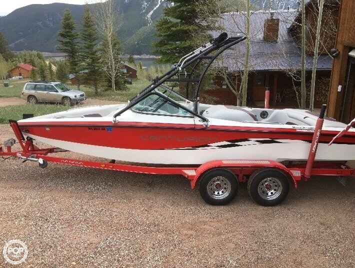 Ski Centurion Elite Bowrider 2005 Ski Centurion 20 for sale in Basalt, CO