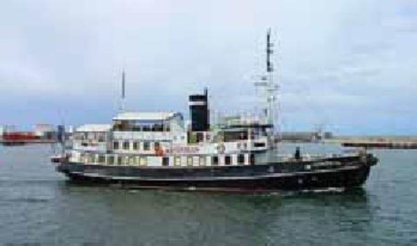Admiral 100 Steamship