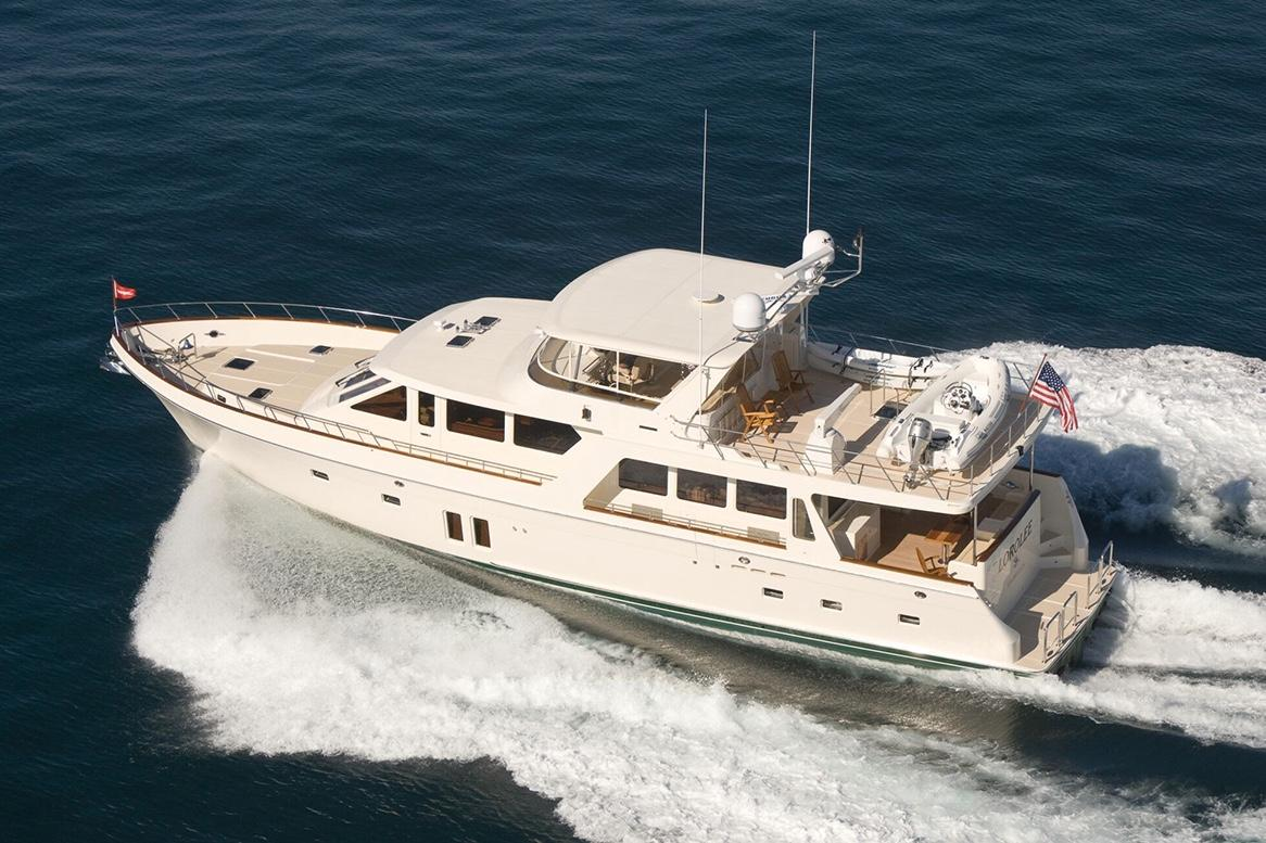 Offshore Yachts Boat image
