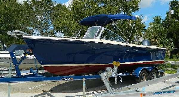 Rossiter Rossiter 23 Classic Day Boat