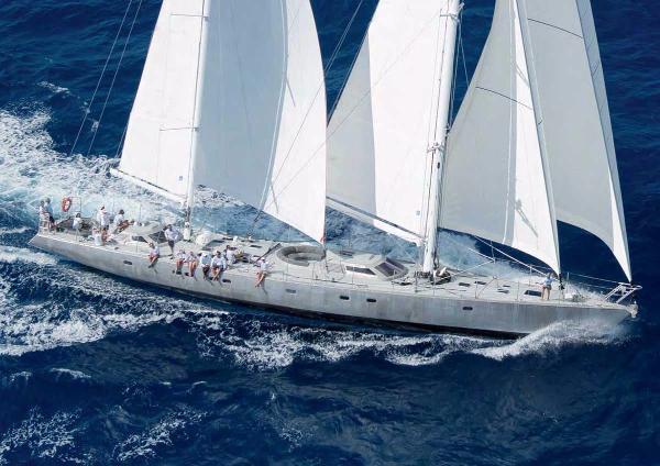 Marama 31M Sailing Ketch