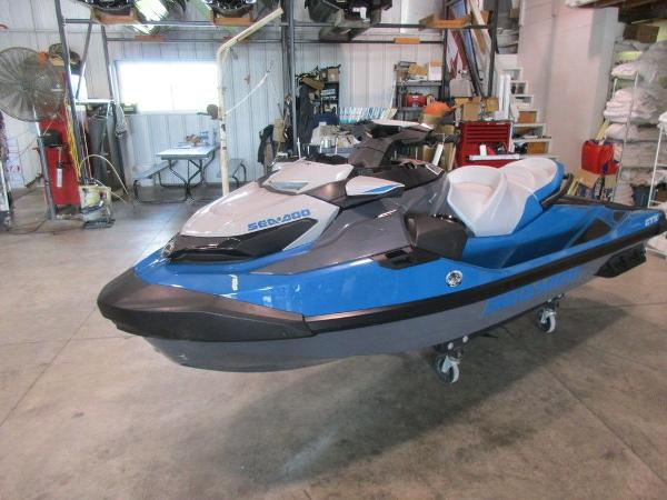Sea-Doo GTX 155 IBR & Sound System
