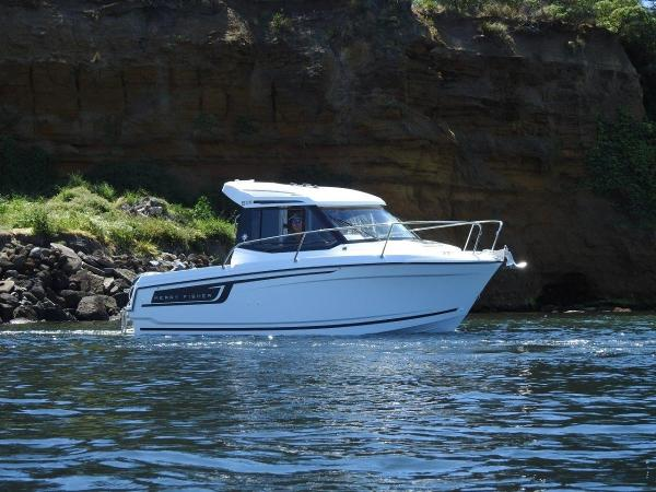 Jeanneau Merry Fisher 605 Series 2