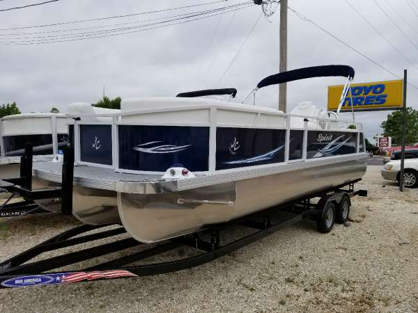 J C Mfg Inc Spirit 245 TT Sport