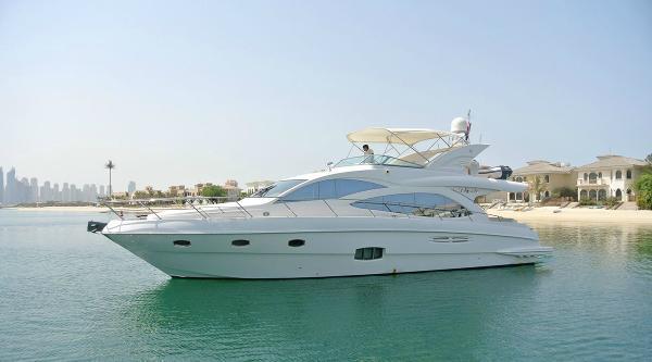 Gulf Craft Majesty 56 Motor Yacht