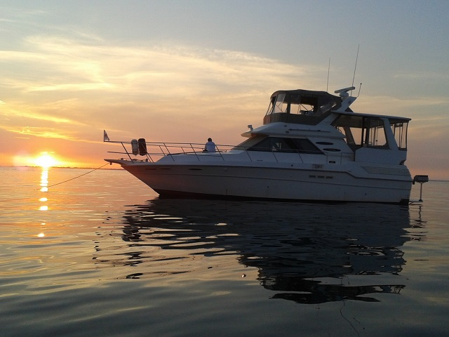 Sea Ray 410 AC