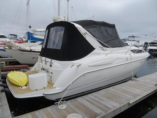 Bayliner 3055 Ciera Sunbridge DX/LX Actual Boat