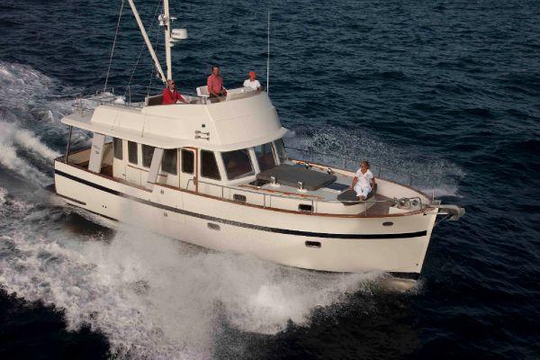 Rhea Marine 43 Trawler