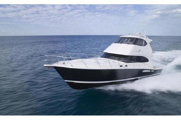 Riviera 63 Enclosed Flybridge Manufacturer Provided Image