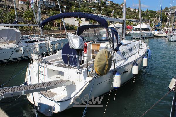 Beneteau Oceanis Clipper 343 IMG_9898