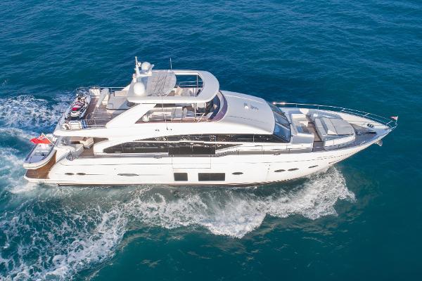 Princess 88 Motor Yacht Princess 88 Motor Yacht