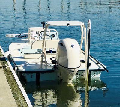 Maverick Boat Co. Mirage 18 HPX-V