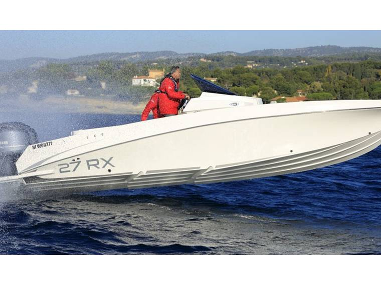 Pacific Craft PACIFIC CRAFT 27 RX