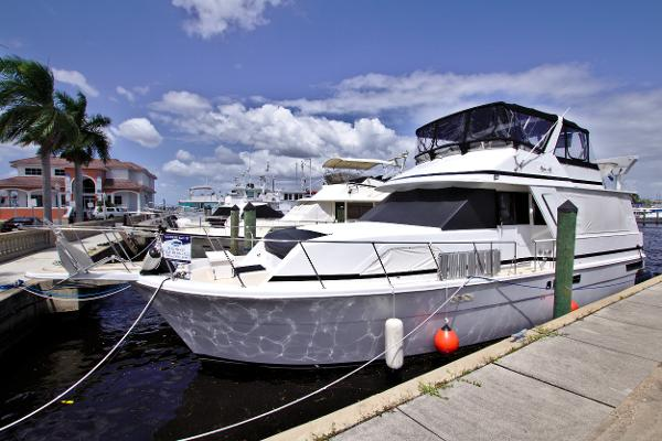 Chris-Craft 501 Motoryacht