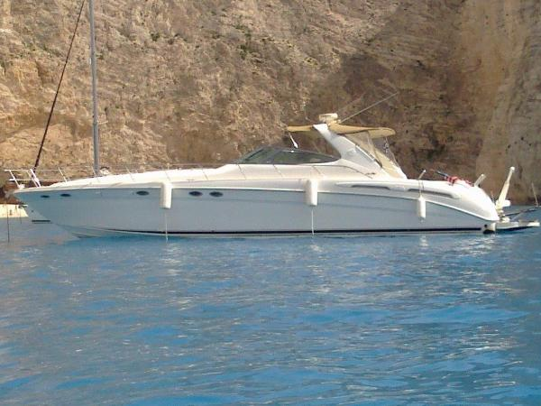 Sea Ray Sundancer 540 Sea Ray Sundancer 540 (1998)