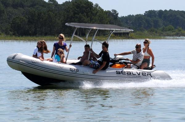 Sealver Wave Boat 575