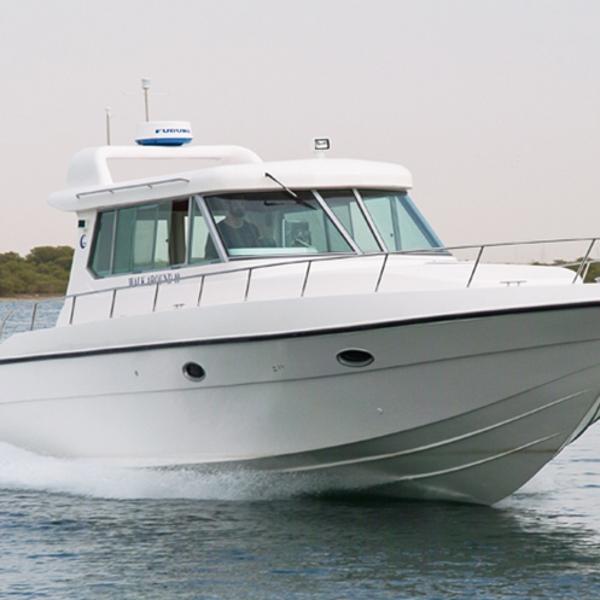 Gulf Craft Silvercraft 40 Silvercraft 40