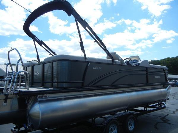 Harris Sunliner 240 SL