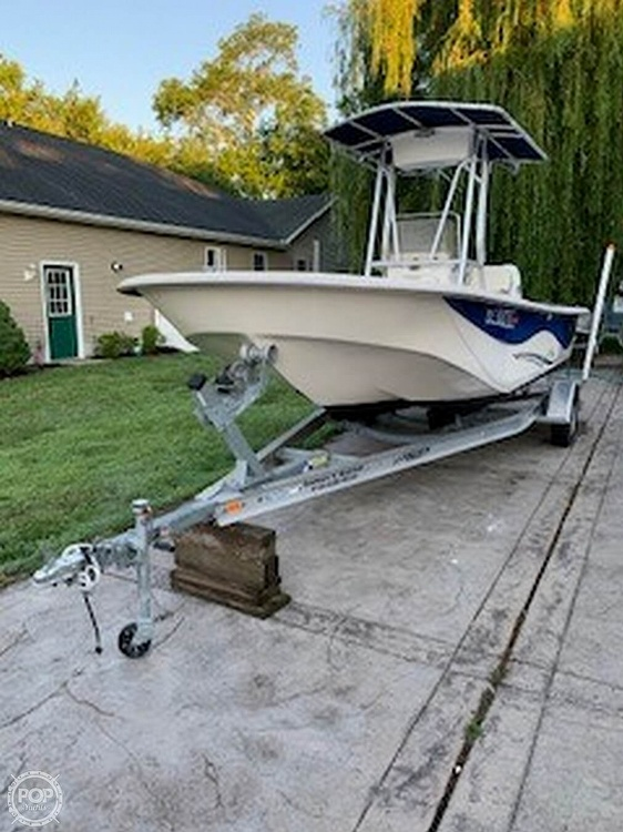 Carolina Skiff 218 DLV 2018 Carolina Skiff 21 for sale in Dagsboro, DE