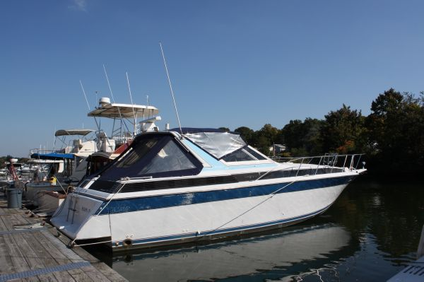 Chris-Craft 412 Amerosport GYPSY