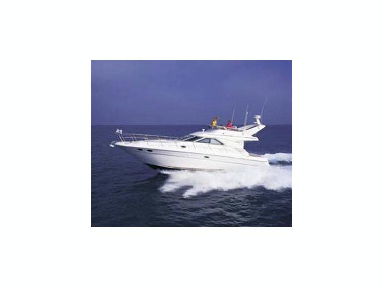 MAINSHIP TRAWLERS Sea Ray 400 Sedan Bridge