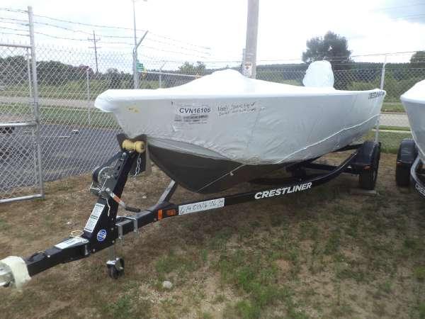 Crestliner 1600 VISION SC
