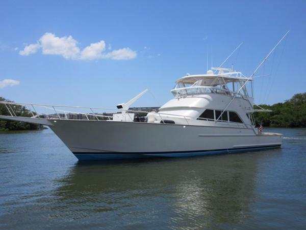 Striker 60 Convertible Sportfish Profile
