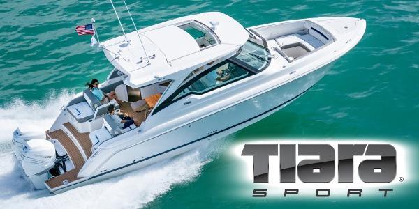 Tiara Sport 34 LX